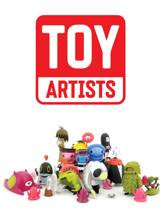 Toy Artists