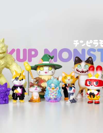 StickUp Monsters